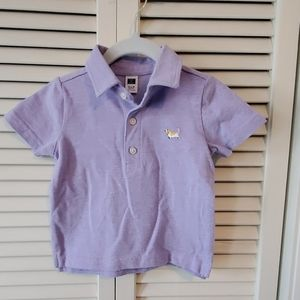 Janie and Jack size 12-18 months polo shirt